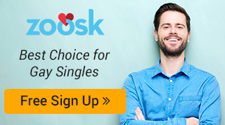 Dating USA Banner Gay - Zoosk