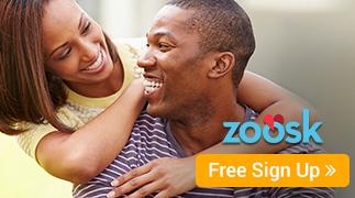 Dating USA Banner Black - Zoosk