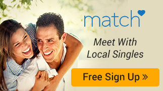 Dating UK Banner General - Match
