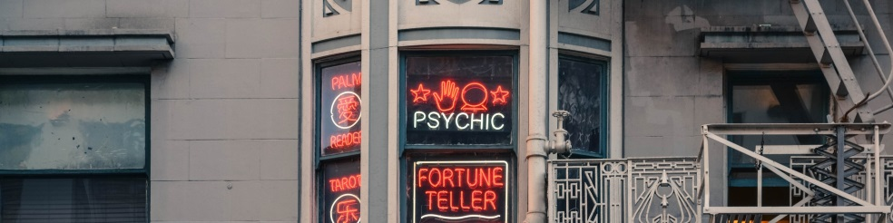 Article Cover - Psychic Reading