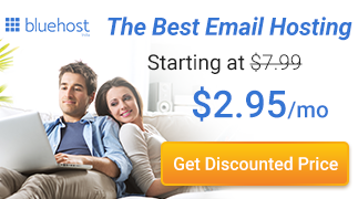 Blue Host Best Email