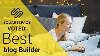 Squarespace Blog Banner