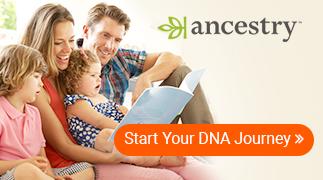 DNA Ancestry Banner