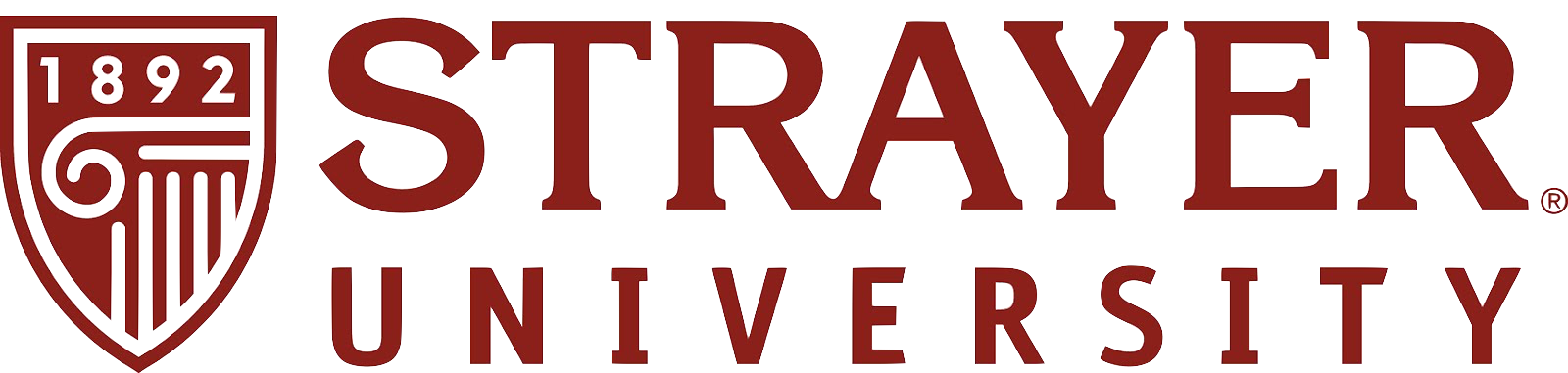 Strayer University Online Logo