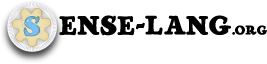 Sense-lang Logo